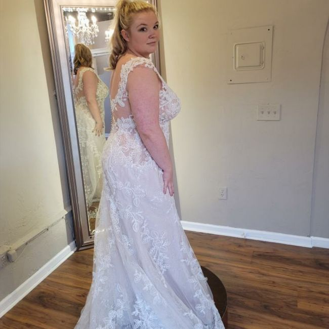 Finally Picked Up My Dress!! 2