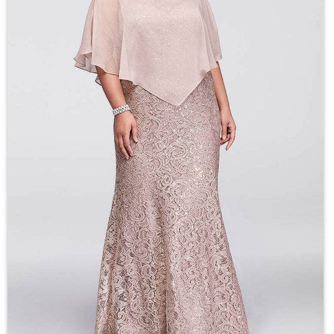 Mother of the brides dress.. 1