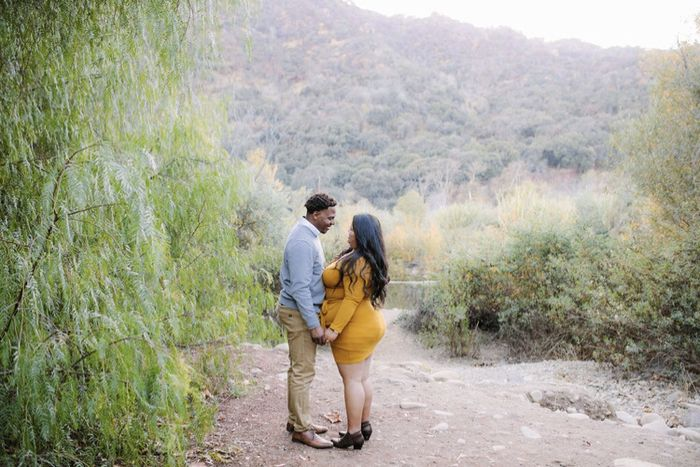 Engagement photos are in! 2