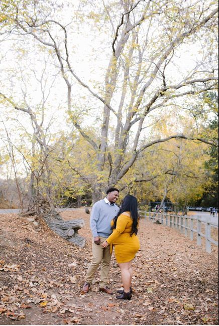 Engagement photos are in! 4