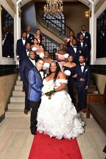 Wedding Day ❤️ 1