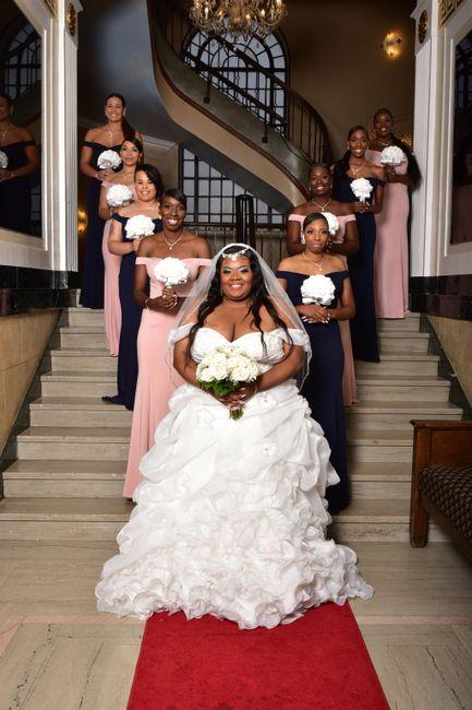 M.o.h & Bridesmaids 💕💕 1