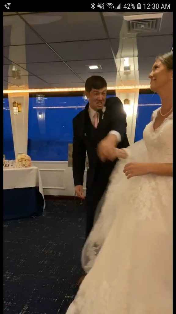 """What went """"wrong"""" at your wedding? - 2"""