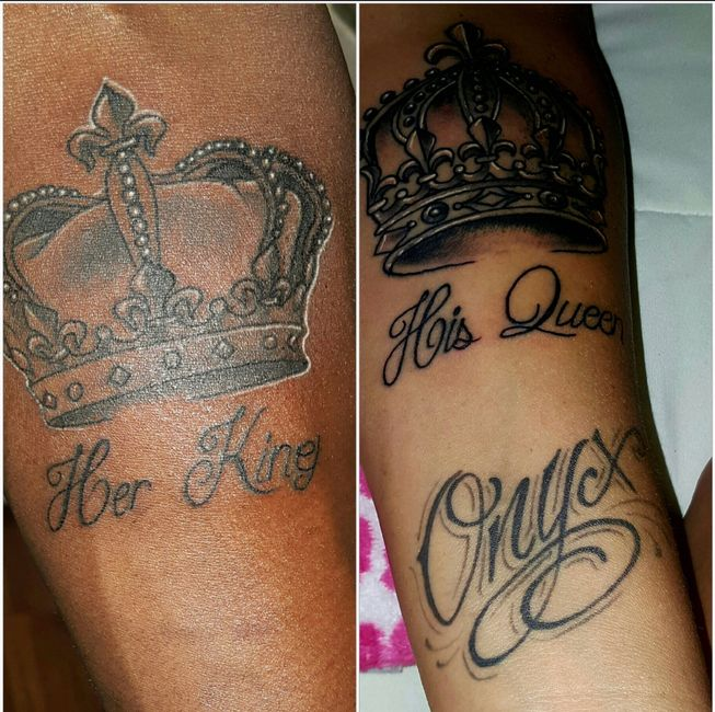 Tattoos of/for your spouse! Show em off 1