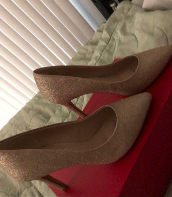 Heels, Sneakers, or Both? 1