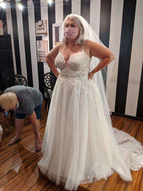 i think i found my dress! 2
