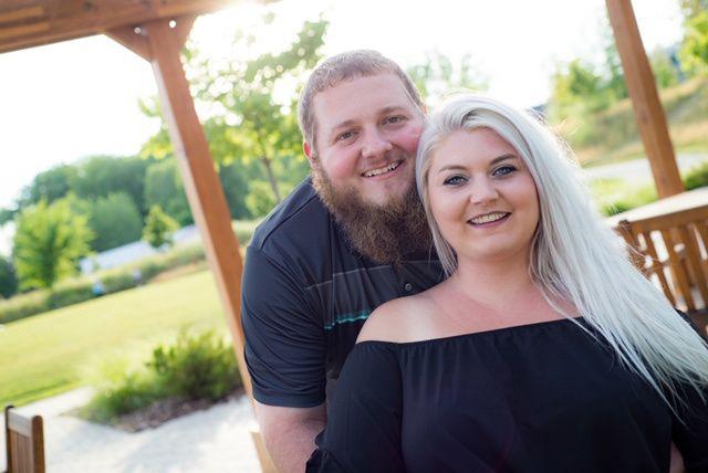 Got my engagement photos! 1