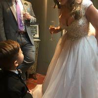 My wedding was Saturday - 1