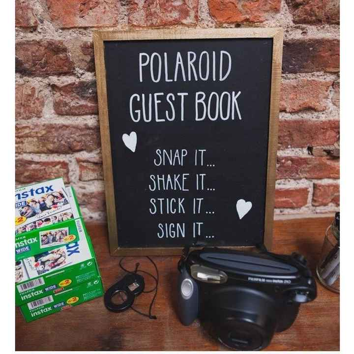 Let's see your guestbook or guestbook alternative?