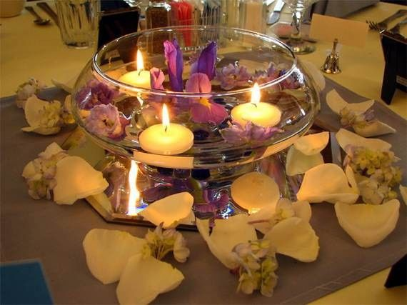Floating candle centerpiece help! 4