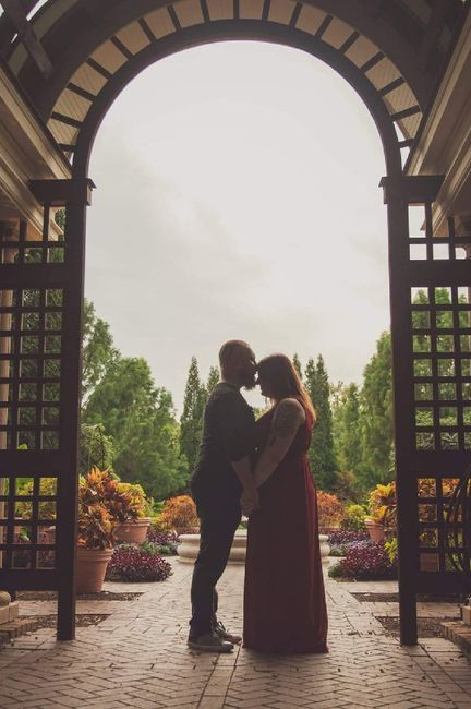 Got our engagement photos! - 3