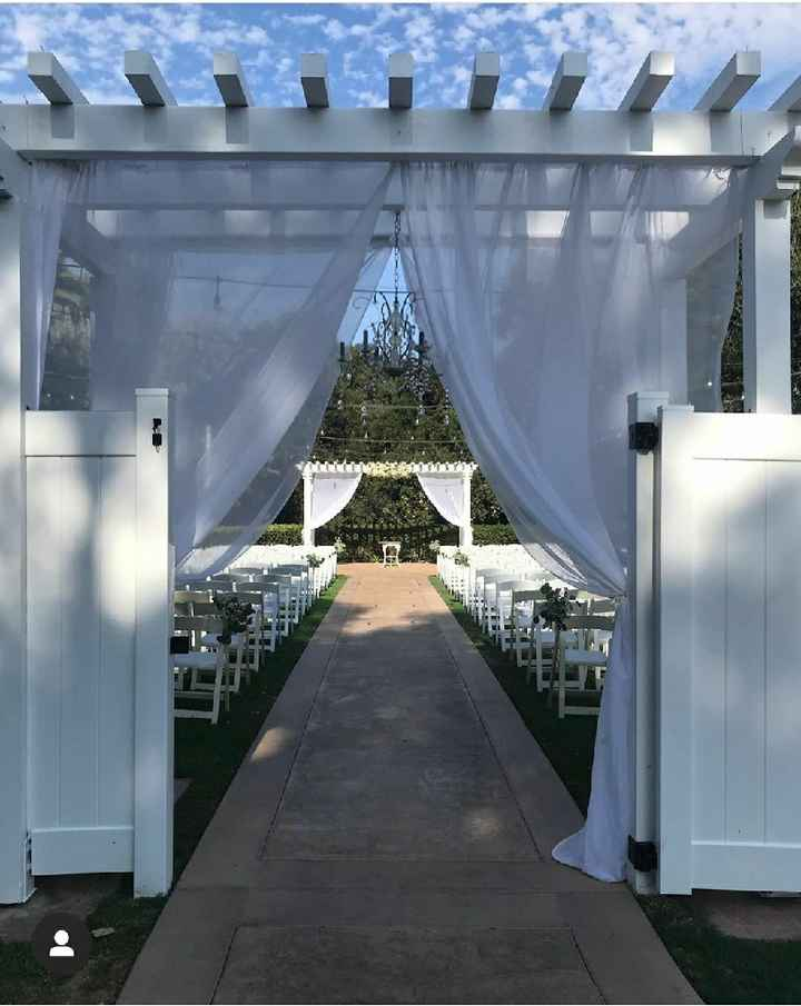Hello Cali brides !! Where's everyone's wedding venue ? - 1