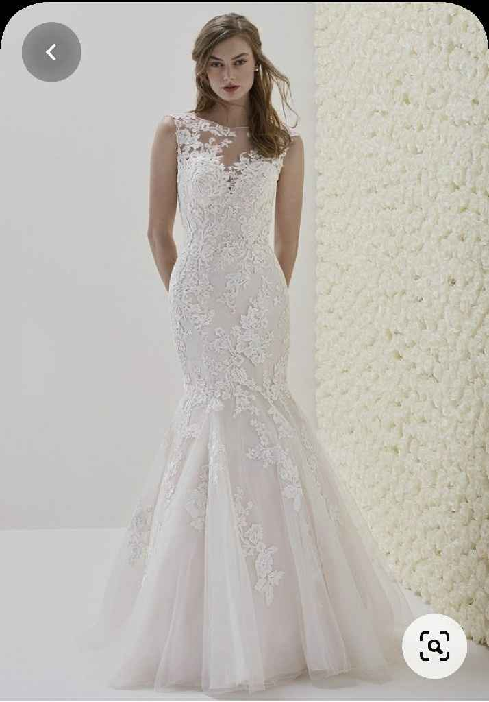 What amount did you spend on your wedding dress? (You don't have to answer) - 1