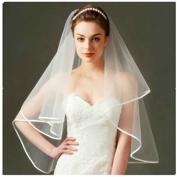Veil and/or hair accessory? What did you choose? - 2