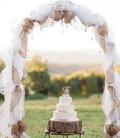 Arch decorating ideas - 2