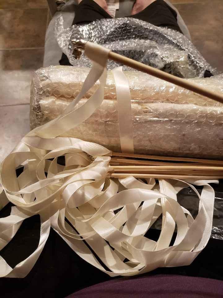 Wedding Send Off Wands - 1