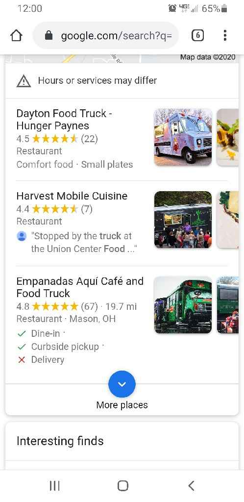 Food Trucks Cincinnati/dayton oh - 1