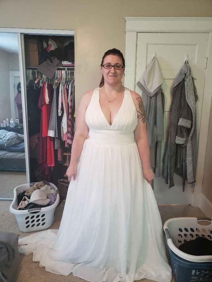 Online Wedding Dress Sites - 1