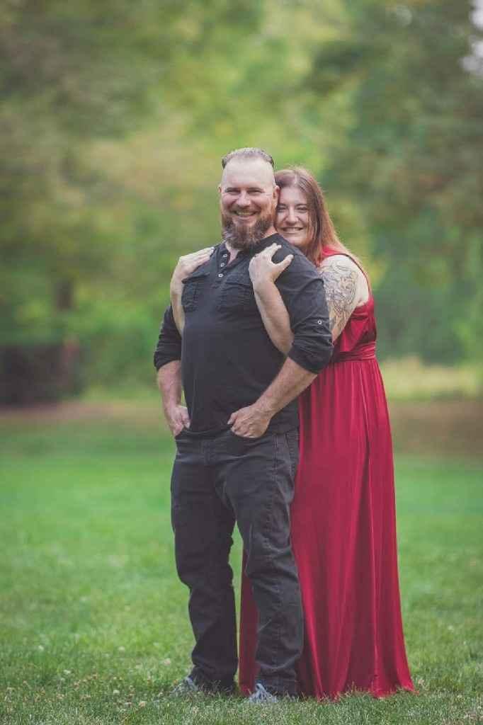 Got our engagement photos! - 1