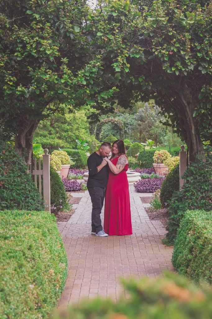 Got our engagement photos! - 4