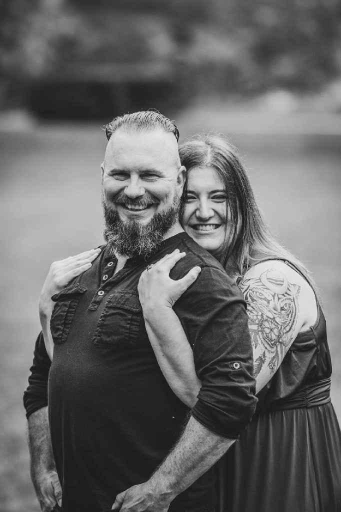 Got our engagement photos! - 5