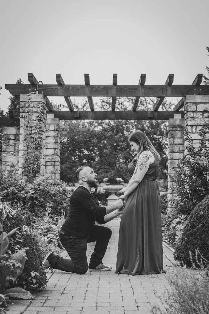 Got our engagement photos! - 8