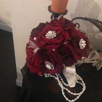 diy bridal bouquet - 1