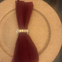 Halloween napkin rings - diy - 2