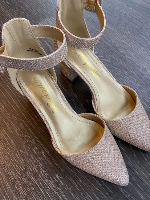 Bought my wedding shoes :) - 1