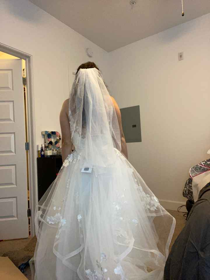Looking for Dress Twins! Casablanca Bl219 - 2