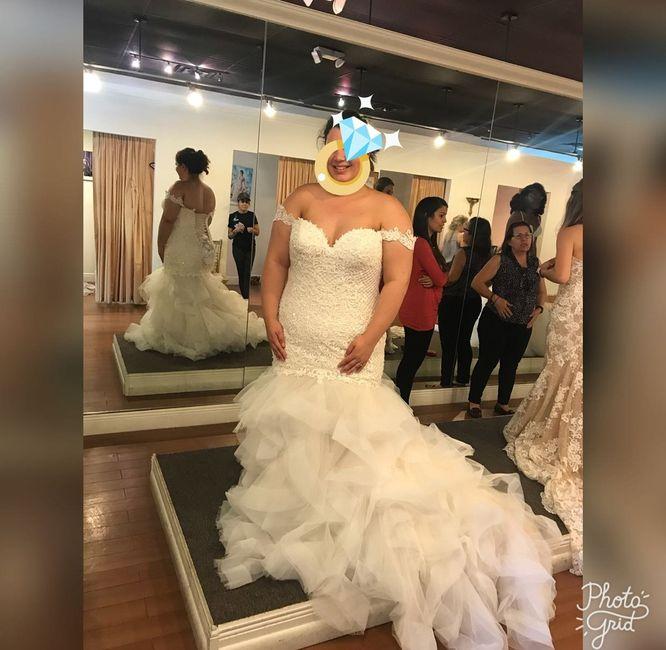 Show me your dresses?! 5