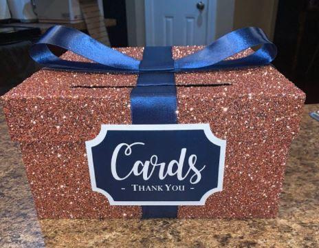 Wedding Card Box Alternatives? 1