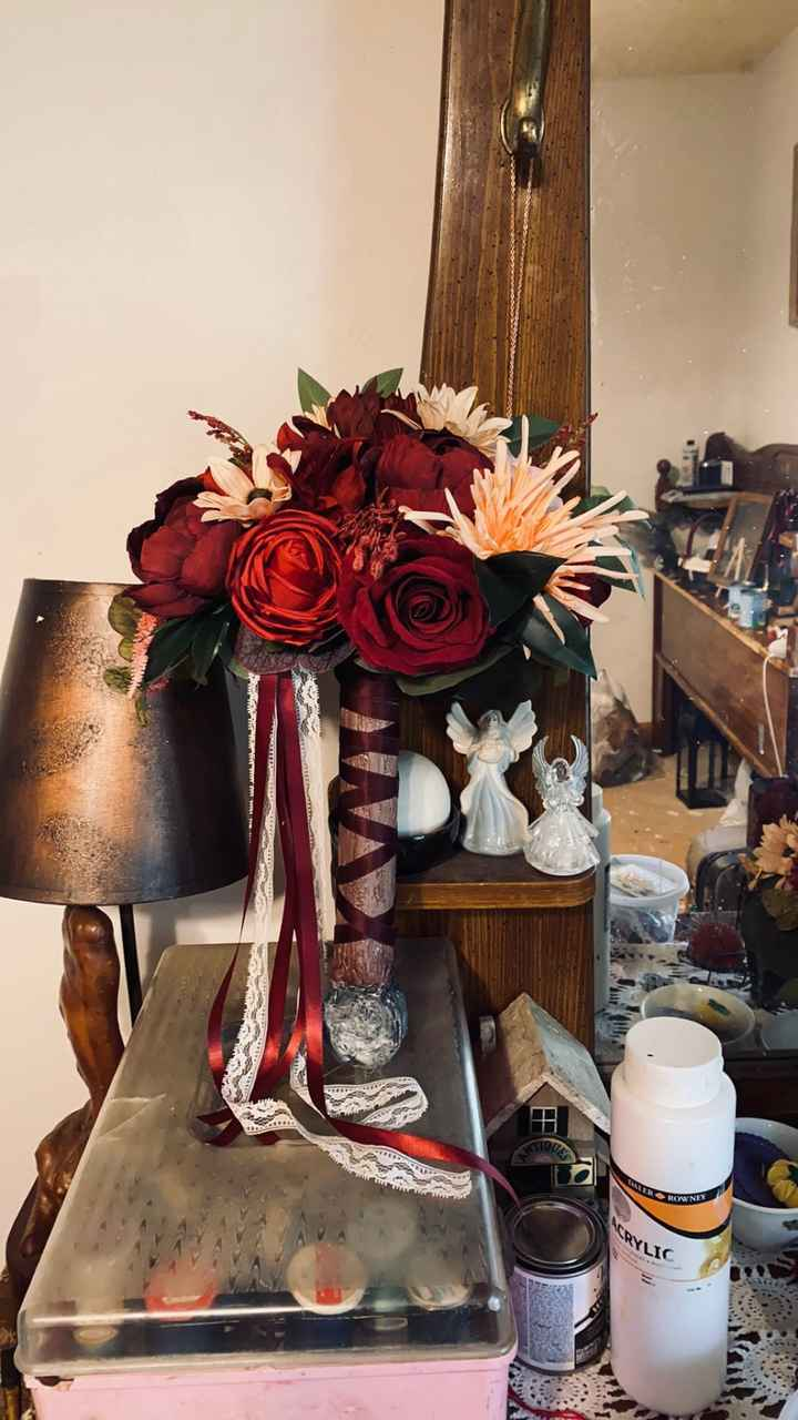 Pictures of fake flower bouquets - 2