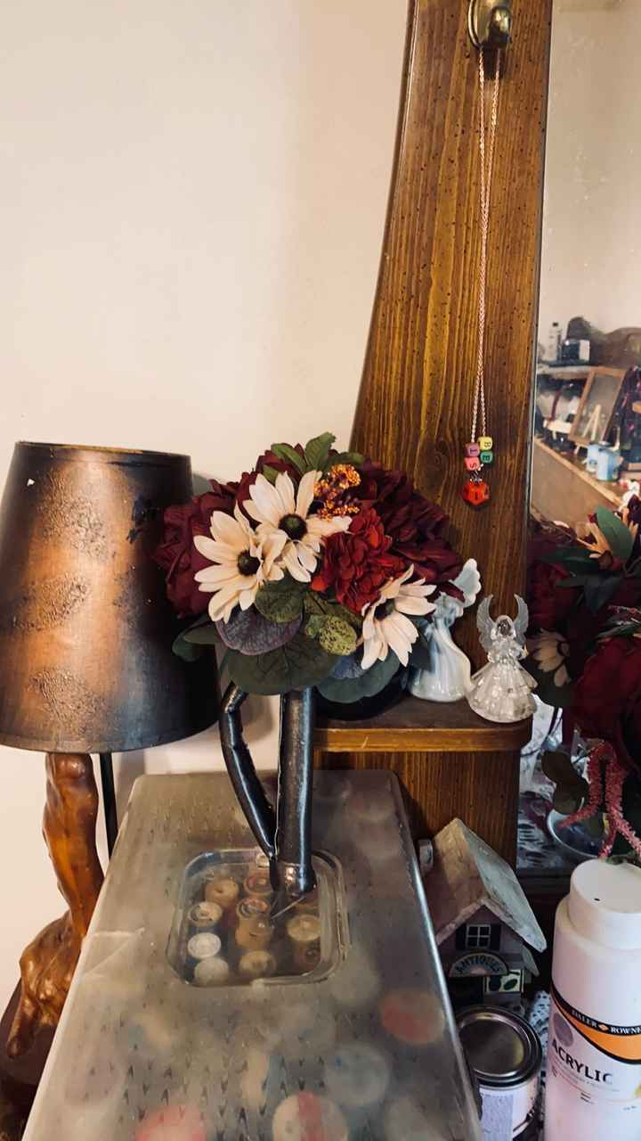 Pictures of fake flower bouquets - 3