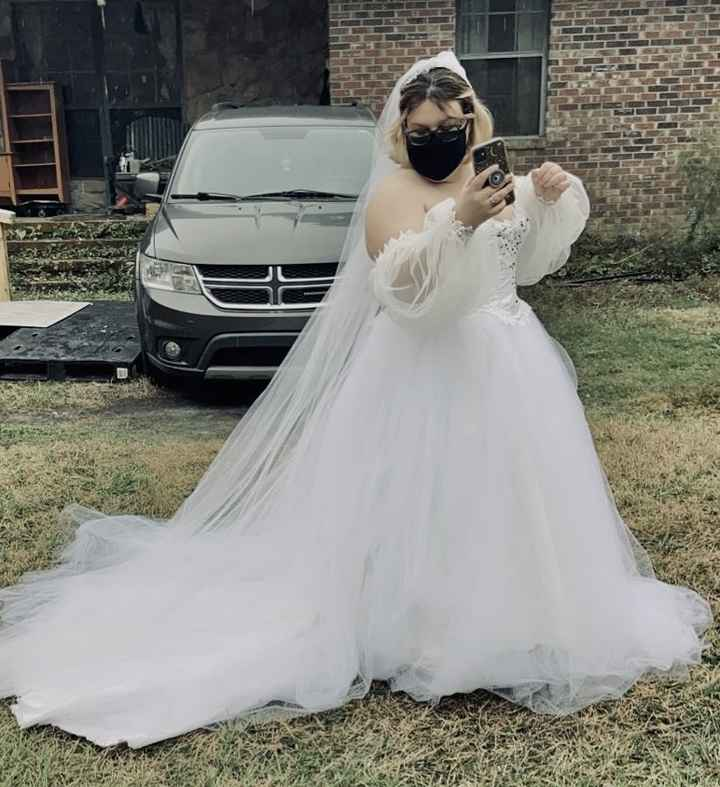 Your Fiance and Your Dress! - 2