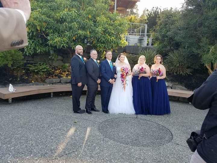Zoo wedding BAM non-pro pics