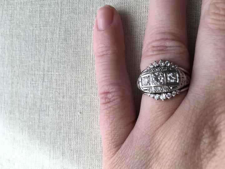 Ring Dilemma- Feeling Conflicted