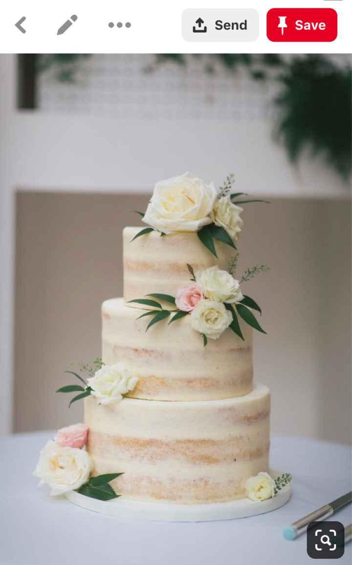 Wedding Cake - Check! - 1