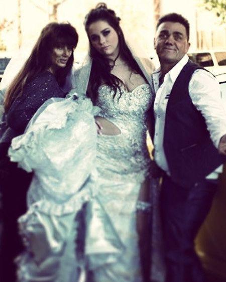 Ugly Wedding: Ugly Celebrity Wedding Dresses