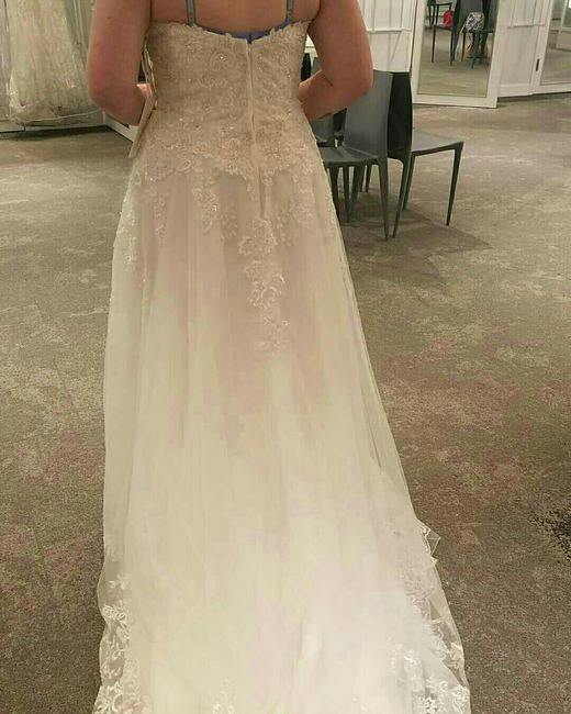 Are You Wearing A Slip Under Your Dress Weddings Wedding Attire