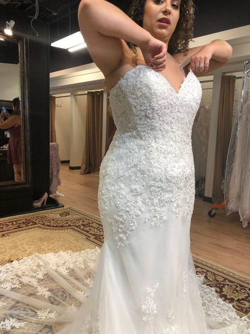 Where is the best place to sell wedding dresses? 1