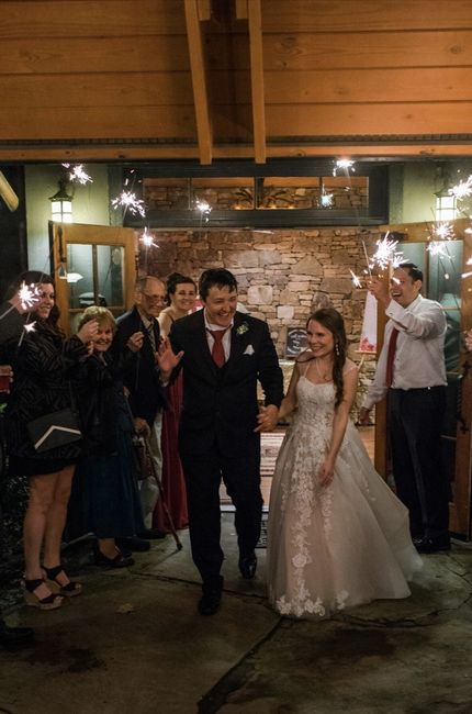 Favorite wedding day picture 4