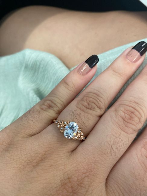 Can i start a new ring thread! Let's see that bling! 11