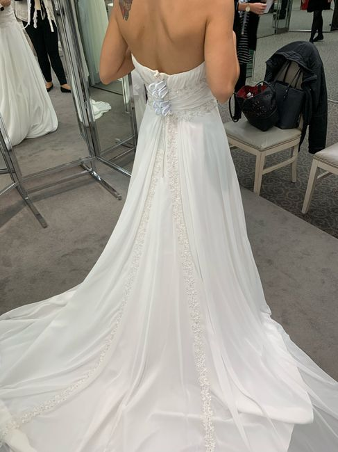 Said Yes to the Dress! 2