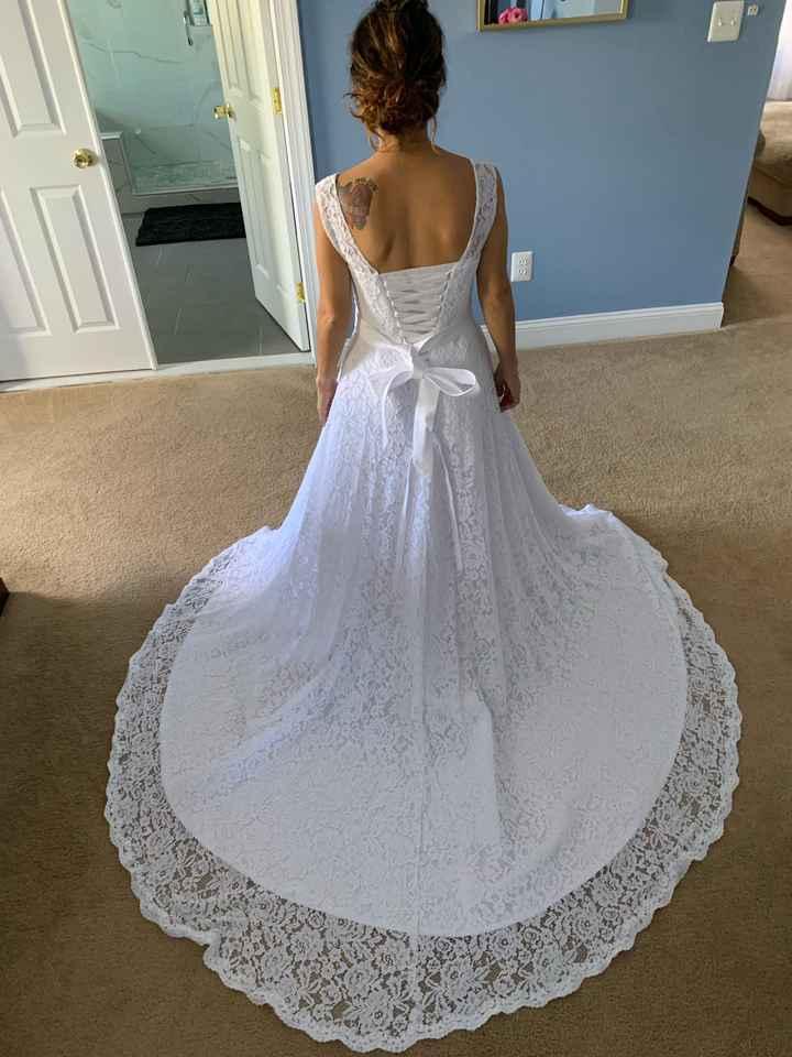 Dress has arrived! - 2