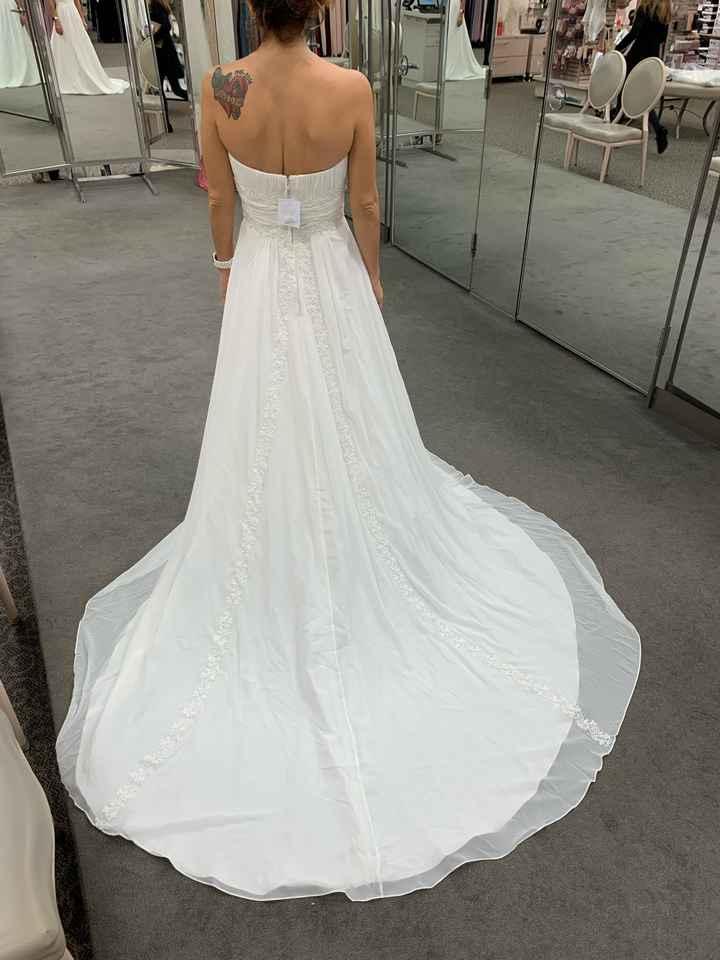 Dress is In!!! - 1