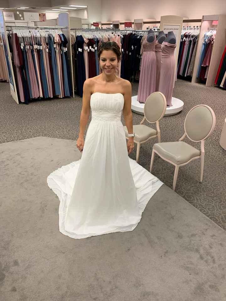 Dress is In!!! - 2