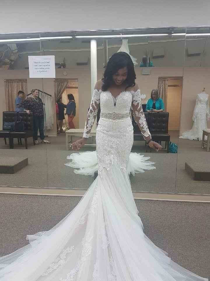 Show me your mermaid dresses! - 1