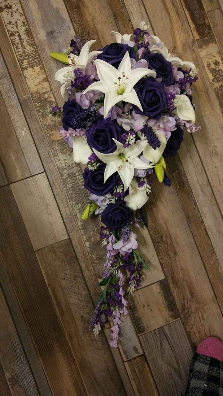 Purple hues for your big day 9