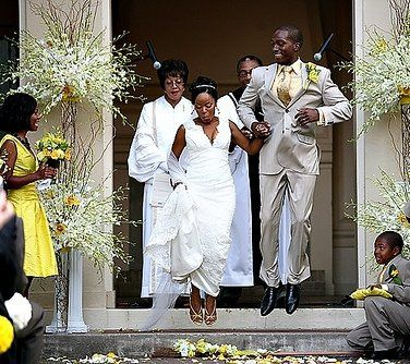 Are You Jumping The Broom Weddings Etiquette And Advice Wedding Forums Weddingwire
